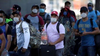 Más de 190 migrantes guatemaltecos enfermos de covid-19 han sido deportados desde EE. UU.