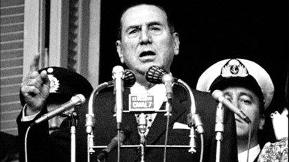 """Perón y la teoría del """"gobierno en disputa"""""""