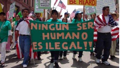 """Obrero boliviano: """"El racismo es una vieja enfermedad ideológica que aqueja a la humanidad"""""""