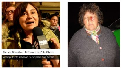 Amenazas y ataques contra militantes del Polo y el Partido Obrero en San Nicolás