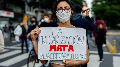Juventud precarizada en la pandemia: si se contagia la bronca, sí es nuestra culpa