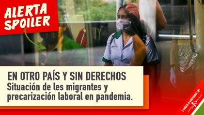 La doble precariedad: ser mujer migrante y trabajar en casas