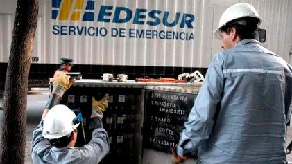 Mientras siguen los cortes de luz, multan a Edesur con $ 167 millones