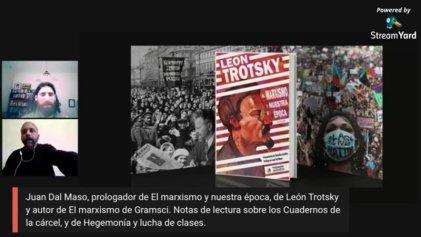 [VIDEO] A 80 años de su asesinato, conversatorio sobre El marxismo y nuestra época, nuevo compilado de textos de Trotsky