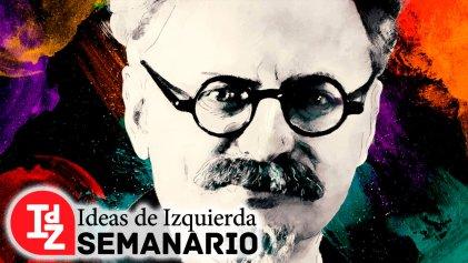 Número especial de Ideas de Izquierda a 80 años del asesinato de Trotsky