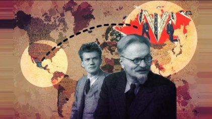 Un planeta sin visado: Trotsky a través de los ojos de Van Heijenoort