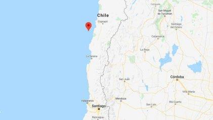 Sismo de 6.8 en Chile se sintió en Córdoba, San Luis y Tucumán