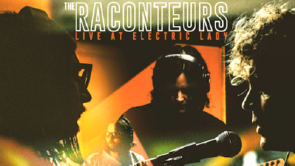 Live at Electric Lady: el documental y álbum en vivo de The Raconteurs