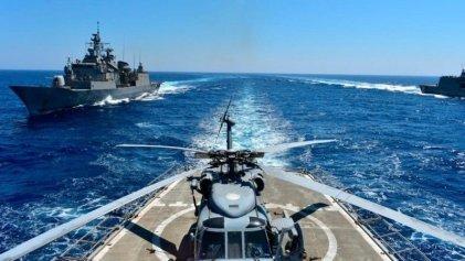 ¿Qué pasa entre Turquía y Grecia en el Mediterráneo Oriental?