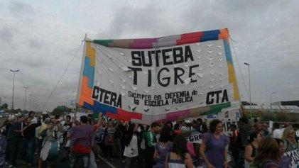 Defendamos los métodos democráticos de la multicolor en el SUTEBA Tigre