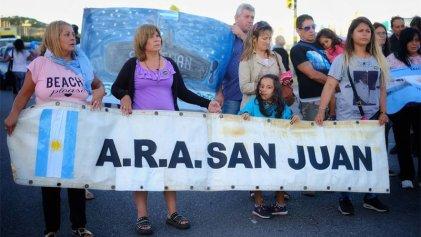La AFI de Macri espió a familiares del ARA San Juan