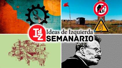 En IdZ: la patria es de otros, el kirchnerismo en Guernica; Walter Benjamin - 80 años, y más