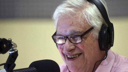 A los 82 años, Héctor Larrea anunció su retiro de la radio