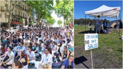 Asamblea de Residentes y Concurrentes: Guernica y un debate pendiente con la izquierda en salud