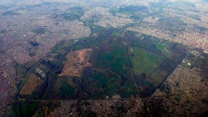 Campo de Mayo: se realizó un relevamiento aéreo para identificar enterramientos de desaparecidos