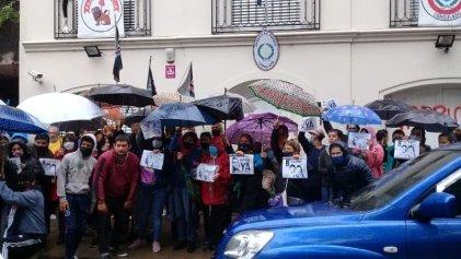 Exigieron la aparición de Lichita y justicia por las niñas que asesinó el Ejército paraguayo