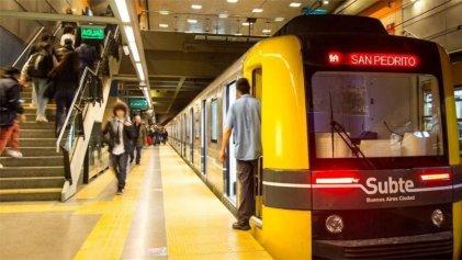 Paro de subte: Metrovías exige que personal de riesgo retome tareas