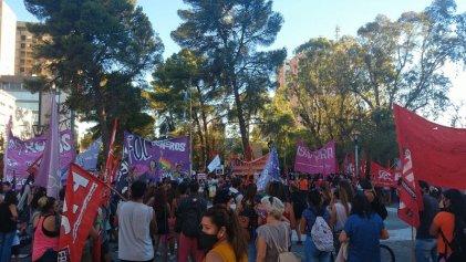 #JusticiaPorGuadalupe: movilizaciones en todo Neuquén contra la violencia machista