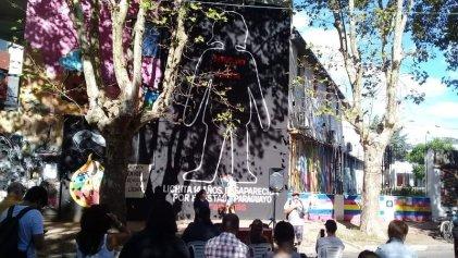 La Plata: acto por la aparición de Lichita y por las niñas que asesinó el Estado paraguayo
