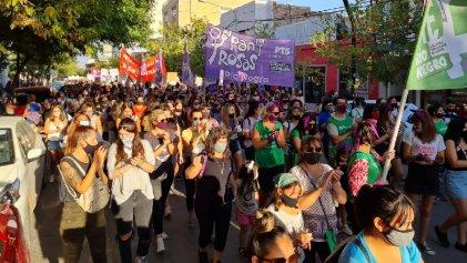 8M: miles de mujeres coparon las calles en Río Negro