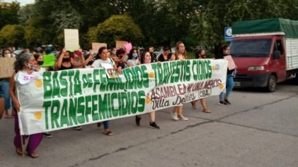 8M en Traslasierra: cientos de mujeres salieron a las calles