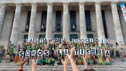 Bosque Sonoro: artistas se unieron en un grito por la Tierra