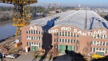 Bronca por la muerte de un joven trabajador del Astillero Río Santiago