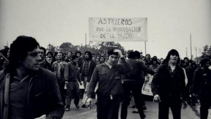 Declararon familiares de trabajador del Astillero Río Santiago desaparecido en dictadura