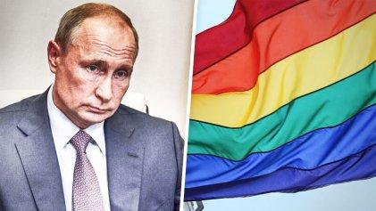 Putin prohíbe el matrimonio igualitario en la nueva Constitución rusa
