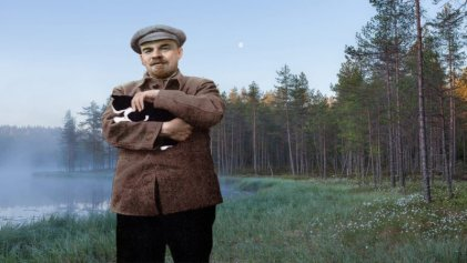Lenin y el Día de la Tierra