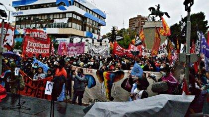 Así se vivió el 1° de Mayo en Neuquén