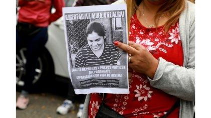 La Plata: Concentración por la aparición de Lichita, desaparecida por el Estado paraguayo