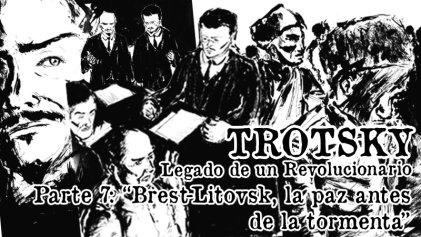 Rompts Comic: Trotsky, legado de un revolucionario (VII)