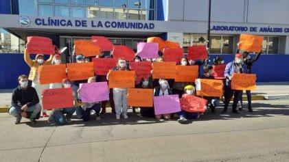 Falta de oxígeno y alerta por fuentes laborales en Clínica de la Comunidad de Ensenada