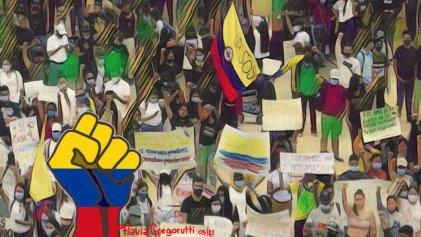 Colombia: la irrupción de las masas y la necesidad de la emergencia de la clase obrera como sujeto político