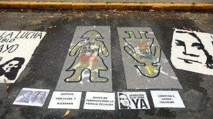 #Eran niñas: concentración en La Plata para confluir con Ni una menos