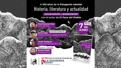 Historia, literatura y actualidad: presentación de la novela El Paso del Diablo