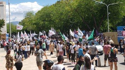 Mendoza: Salud, Educación, Judiciales, y estatales convocan movilización unitaria este viernes