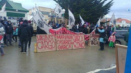 Tierra del Fuego: ningún incremento debajo de la inflación, hay que salir a la calle
