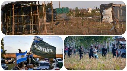 Cientos de familias cansadas de falsas promesas exigen vivienda digna en Reconquista