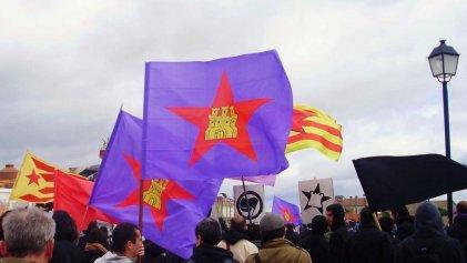 No al intento del Gobierno español de ilegalizar a Izquierda Castellana