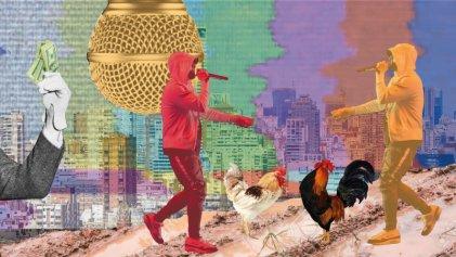Rap: Industria cultural, rebeldía y meritocracia.
