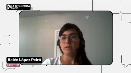 """Belén López Peiró: """"Las mujeres hicimos algo muy importante que fue poner los temas sobre la mesa"""""""