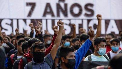 México: crisis orgánica y un balance necesario a 7 años de la desaparición de los 43 normalistas
