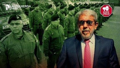 """Octavio Crivaro: """"No se discute el circuito legal de dinero ilegal con protección estatal"""""""