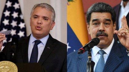 ¿Distensión entre los gobiernos de Colombia y Venezuela?