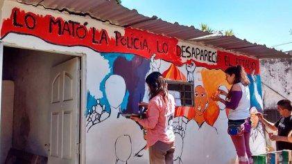 Luciano Arruga: jornada por los derechos humanos en La Matanza