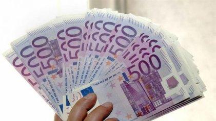 Europa dejará de imprimir billetes de 500 euros