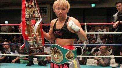 El japones Shindo Go buscará ser el primer campeón mundial transgénero del boxeo