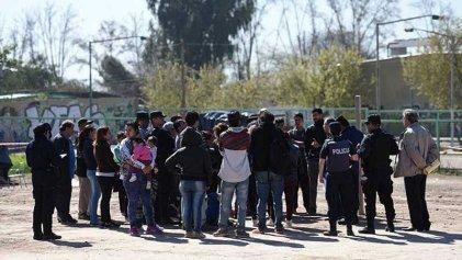 Mendoza: tomas de terrenos y solidaridad de clase